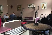 Andalous Shisha Lounge, Prague, Czech Republic