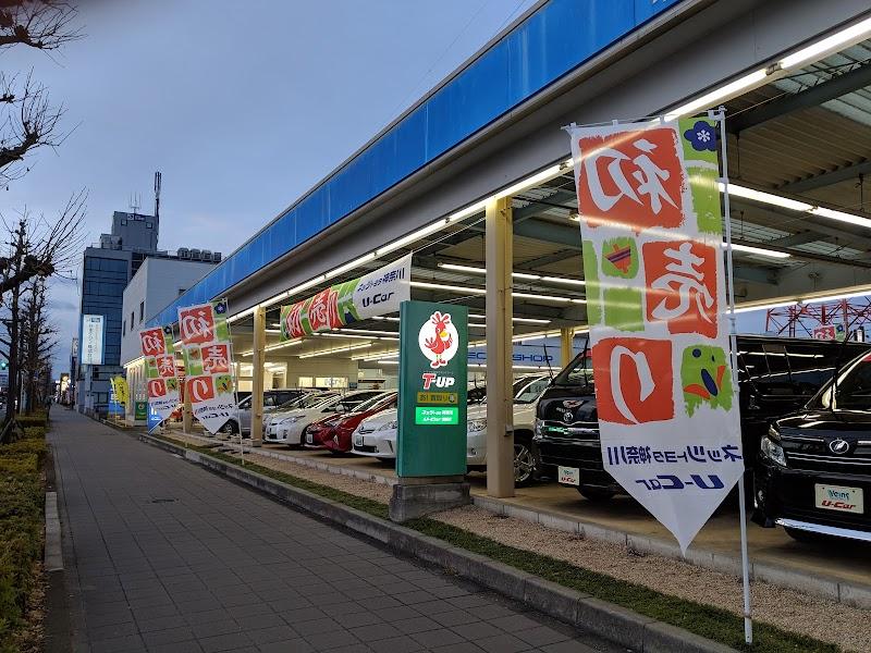 ネッツトヨタ神奈川 U-Car渕野辺店