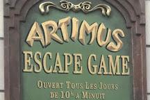 ARTIMUS Escape Game, Paris, France