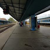 Железнодорожная станция  Cheb