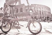 BikeByBus, Rome, Italy