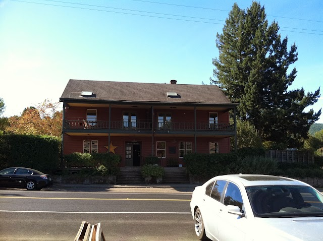 The Boonville Hotel