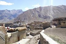 Kibber Village, Kaza, India