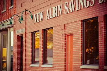 New Albin Savings Bank Payday Loans Picture