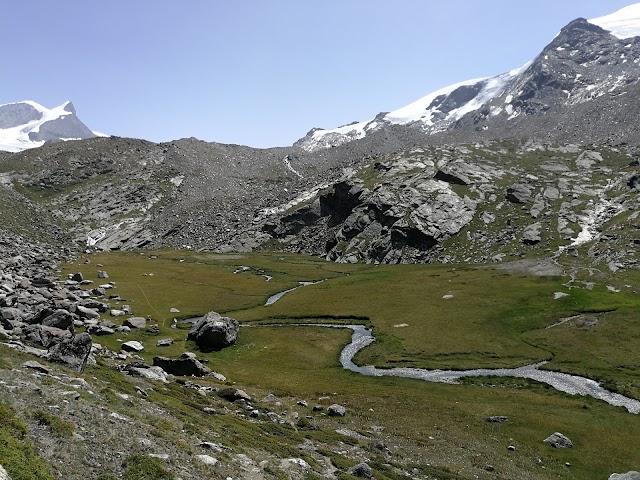 Das Verlorene Tal in Zermatt