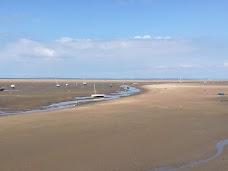 Meols Beach liverpool