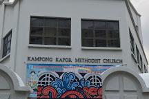 Kampong Kapor Methodist Church, Singapore, Singapore