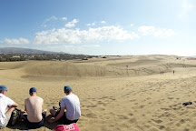 Dunas de Maspalomas, Playa del Ingles, Spain