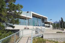 Frank Slide Interpretive Centre, Frank, Canada