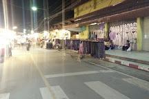 Pai Walking Street, Pai, Thailand