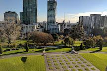 King's Domain Gardens, Melbourne, Australia