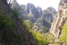 Osaek Jujeongol Valley, Yangyang-gun, South Korea