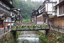 Ginzan Onsen Waraku Ashinoyu, Obanazawa, Japan