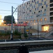 Железнодорожная станция  Pontchaillou