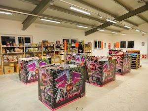 Röder Feuerwerk Feuerwerk GmbH & Co. KG, Feuerwerk Shop, Onlineshop