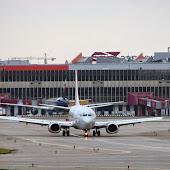Аэропорт  Moscow Sheremetyevo SVO