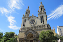 Eglise Sainte-Anne de la Butte-aux-Cailles, Paris, France