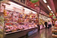 Mercat de Lesseps, Barcelona, Spain