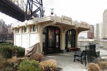 Roosevelt Island Historical Society Visitor Center Kiosk, New York City, United States