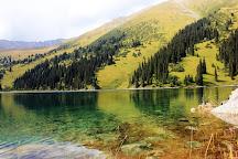 Kolsai Lake, Saty, Kazakhstan