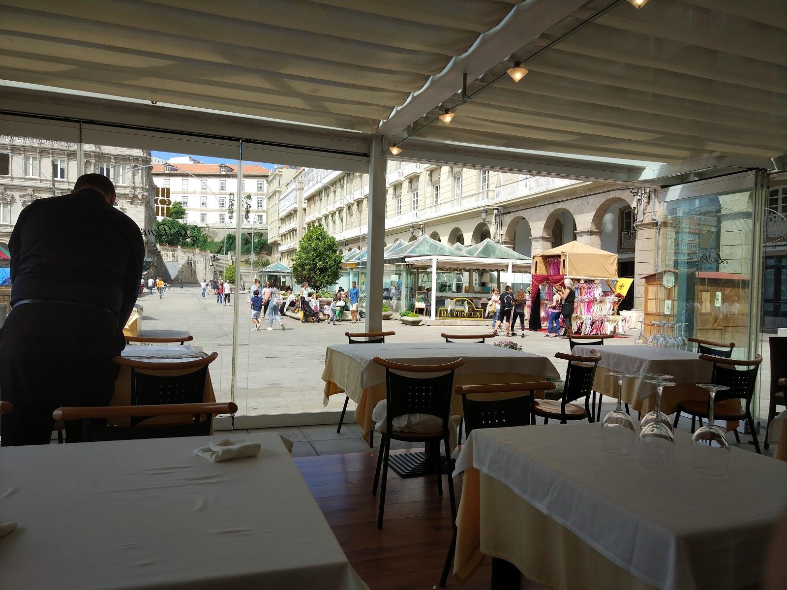Cafetería El Pazo