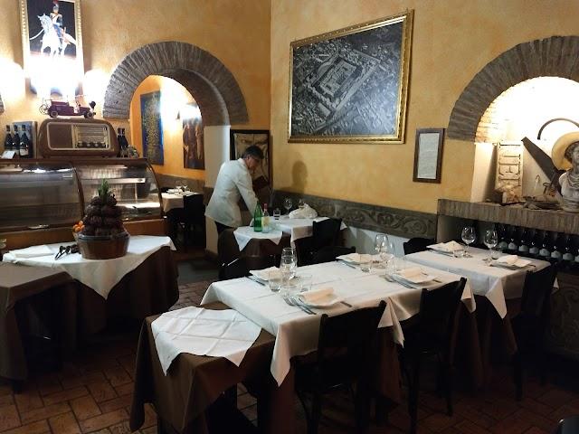 Restaurant Baths of Diocletian