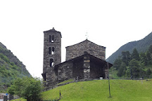 Church of Sant Joan de Caselles, Canillo, Andorra