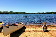 Lake of Two Rivers Picnic Ground and Beach, Algonquin Provincial Park, Canada