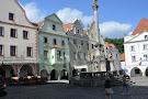 Historie mesta Ceský Krumlov