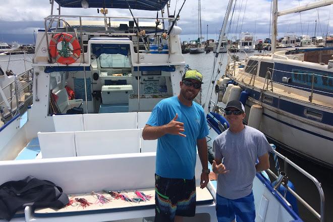 Aloha Blue Charters, Maalaea, United States