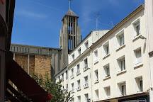 Eglise Saint-Louis de Brest, Brest, France