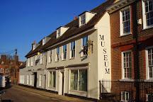 Hertford Museum, Hertford, United Kingdom