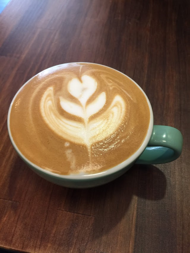 Quel Cafe 克爾咖啡(二號公園店)