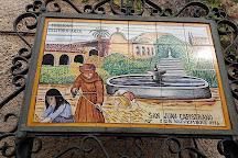Juniper Serra's Missions (Street Museum), Petra, Spain