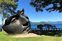 Mt. Usu Funka Memorial Park, Toyako-cho, Japan