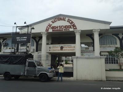Rizal National Science High School