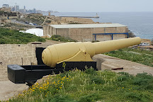 Fort Rinella, Kalkara, Malta