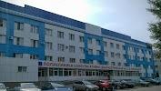 Поликлиника Геологов, улица Мельникайте на фото Тюмени