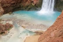 Mooney Falls, Supai, United States