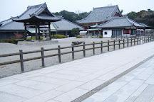 Yashima-ji Temple, Takamatsu, Japan