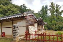 Gwangneung Royal Tombs, Namyangju, South Korea