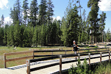Uncle Tom's Trail, Yellowstone National Park, United States