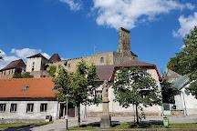 Statni hrad Lipnice, Vysocina Region, Czech Republic