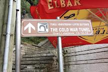 The Cold War Tunnel, Gjirokaster, Albania