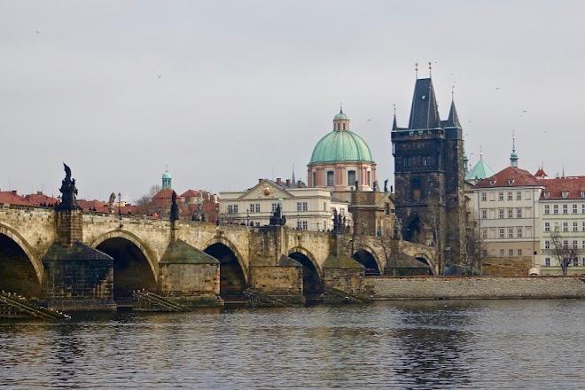 Lucie Troskova - Guide de Prague, Prague, Czech Republic