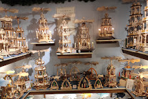 Kathe Wohlfahrt's Christmas Shop, Rothenburg, Germany