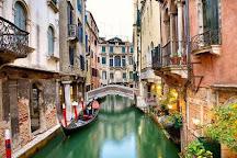 Campo del Ghetto, Venice, Italy