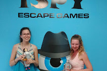 iSPY Escape Games, Fredericton, Canada