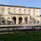 Железнодорожная станция  Perugia