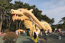 Daewangam Park, Ulsan, South Korea